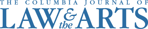 Columbia Journal of Law and the Arts Logo