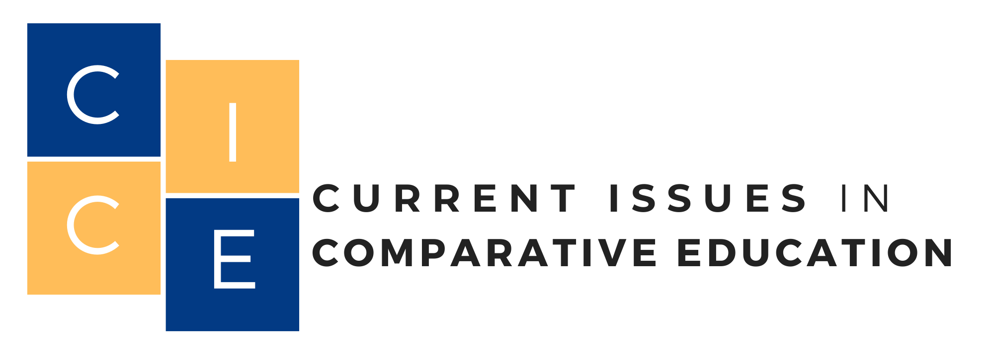 Logo for Current Issues in Comparative Education